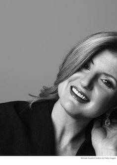Arianna Huffington (née Stassinopoulou; born Αριάννα Στασινοπούλου; July 15, 1950) is a Greek-American author and syndicated columnist. She is best known for her news website The Huffington Post.