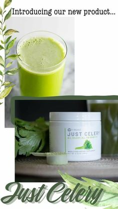 Always keeping it simple and easy with one scoop of celery powder at a time. Reaping the benefits of celery without the time of blending and purchasing bushels of celery. Helps with inflammation, bloating, skin acne + more It Works Distributor, It Works Global, It Works Products, Celery Juice, Freeze Drying, Healthier You, Healthy Life, Healthy Eating, Glass Of Milk