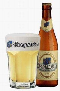 Hoegaarden! My favorite Belgian beer!