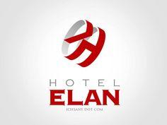 Logo Design: Elan Hotel