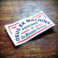custom woven labels made by www.thesaucesuppliers.com