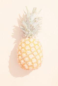 pastel pineapple