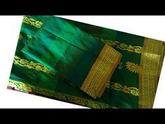 Saree blouse design /silk saree blouse design/border blouse back neck design cutting and stitching - YouTube Patch Work Blouse Designs, Blouse Back Neck Designs, Silk Saree Blouse Designs, Silk Sarees, Saree Border, Stitching, Patches, Youtube, Dresses
