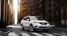 Renault Koleos - not the best in class, but safe and with a good warranty