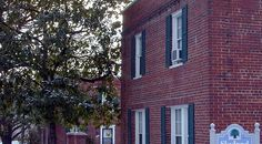 Brick Exteriors | Skylands in Southeast Washington DC | WC Smith #DCApartments | Anacostia #Rentals