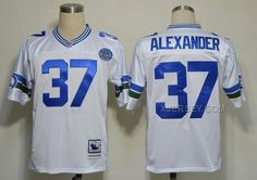 http://www.xjersey.com/seattle-seahawks-37-shaun-alexander-white-throwback-jerseys.html Only$34.00 SEATTLE SEA#HAWKS 37 SHAUN ALEXANDER WHITE THROWBACK JERSEYS #Free #Shipping!