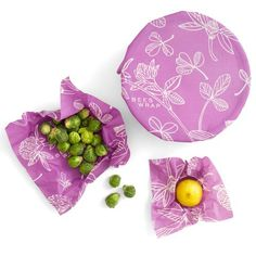 Clover Print - ASSORTED Set of 3 Sizes (S, M, L)