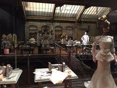 Foto's barbietentoonstelling parijs