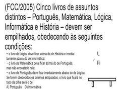 Questão clássica resolvida Raciocínio Lógico Problema e desafio clássico de Matemática.  Desafio de Raciocínio Lógico com sequências. Questão clássica comentada e resolvida, passo a passo. Problema clássico de Matemática. Exercício com solução.  https://youtu.be/5WS6uFj_QCo