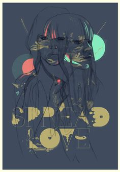 MIXED ILLUSTRATION by Valistika Studio BCN by VALISTIKA STUDIO BCN , via Behance