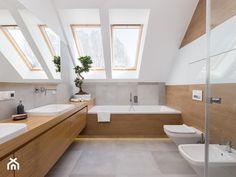 Bathroom Design Small, Bath Design, Bathroom Inspo, Master Bathroom, Kids Bath, Corner Bathtub, Home Office, Sweet Home, New Homes