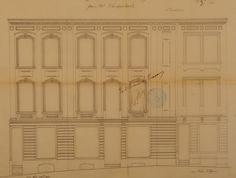 Ixelles - Rue Jean Van Volsem 49 - Rue du Collège 85 - Place Henri Conscience 2 - LEJAER Hubert