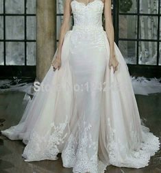 Find More Wedding Dresses Information about Fishtail Sweetheart Appliqued Hippie Wedding Dresses Handmade Women's Vestido De Noiva Boho With Detachable Train MC86,High Quality dress my girl 5,China dresses converse Suppliers, Cheap dress broken from TBNA Bridal on Aliexpress.com