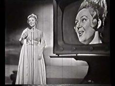 Uit het programma Canzonissima 1963.  JO LEEMAN