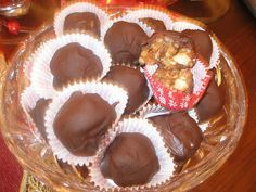 Ζουζουνομαγειρέματα: Xριστουγενιάτικα σοκολατάκια