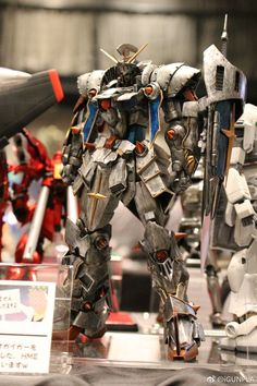 Japan Hobby and Model Exhibition 2017 Image Gallery via iGunPla Part 2 - Gundam Kits Collection News and Reviews