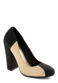 These pumps from ModCloth are eye-catching and adorable for any occasion ($59).