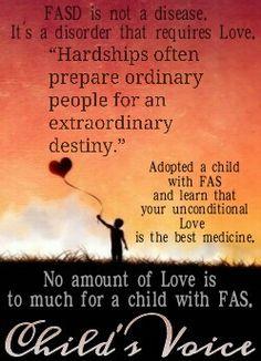FASD and adoption