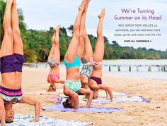 @rowanprothro, I hope that you and the rest of the family are prepared for morning beach yoga in costa rica!! :)