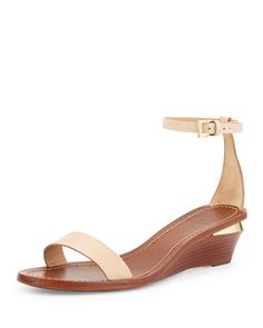 a332f36d628 Shop All Women s Designer Shoes at Neiman Marcus. Wedge Ankle BootsLeather  ...