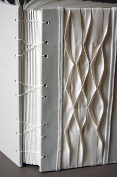 Sketchbook with Half-Smocking