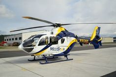 New Northwest MedStar Helicopter in the Greater Spokane Skies Luxury Helicopter, Bell Helicopter, Flight Paramedic, Coast Guard Rescue, Life Flight, Airplane Wallpaper, Air Fire, Emergency Medicine, Emergency Vehicles