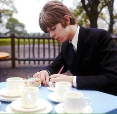 David Bowie 1968