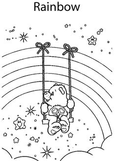 sad care bear coloring pages | Momma bear, Teddy bears and Coloring pages on Pinterest