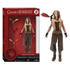 Game of Thrones Legacy Collection Daenerys Targaryen Figure - Loot Crate Gifts
