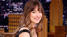 New story on InStyle: Daily Beauty Buzz Dakota Johnson's Messy Waves #fashion #fashionnews #instyle