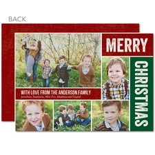 Wintering Wonders Photo Holiday Cards
