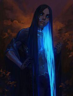 Trendy Hair Drawing Back Illustrations 67 Ideas Dark Fantasy Art, Dark Art, Fantasy Characters, Female Characters, Girl Pose, Drawing Artist, Drawing Base, 3d Artist, Cyberpunk 2077