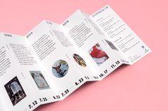 Leaflet design for Daelim Museum  D-PROJECT SPACE 2015  Design: Eunji Lim, Hyungseuk Cho Photography: Eunji Lim  대림미술관 구슬모아 당구장을 위한 2015년도  리플렛을 디자인했습니다.  디자인: 임은지, 조형석 사진: 임은지 ...