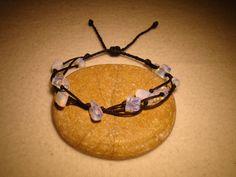 Moonstone Chip Bracelet by MysticTrove on Etsy