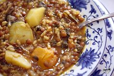 Ollica - Rico no, ricote Spanish Food, Chili, Menu, Gluten Free, Nutrition, Soups, Carne, Diabetes, Vitamins