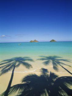 Travel: Lanikai Beach, Kailua, Hawaii