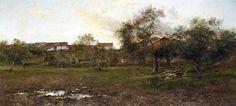 Los paisajes fluviales de Emilio Sánchez Perrier (1855-1911) Durante los primeros años de su vida Emilio Sánchez Perrier se dedicó a la relojería en el establecimiento que su padre, Manuel Sánchez,…