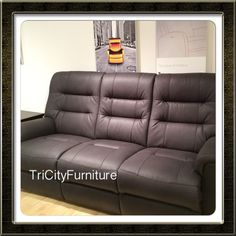 Everyone loves this sofa! It sits so comfortably! It also is a recliner!