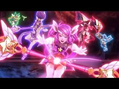 League of Legend's Star Guardian Lux Gets Full Sentai Crew League Of Legends Video, Lol League Of Legends, Star Guardian Skins, Across The Universe, Dark Star, Bright Stars, Awesome Anime, 3d Animation, Monster