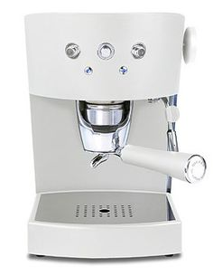 Ascaso i2 Coffee Grinder in Cloud White