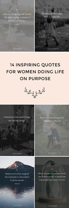 14 Inspiring Quotes for Women Doing Life On Purpose