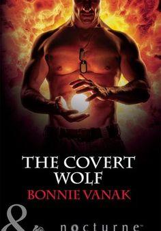 'Covert Wolf' by Bonnie Vanak