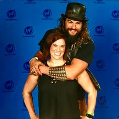 You could say we had a pretty ok weekend at Wizard World in Portland.  Swipe for all of the shenanigans we had hanging out and making new friends. . . . . . #comicon @wizardworld #wizardworldportland #wizardworld #geekingout #superheroes #lordoftherings #thefonz #wintersoldier #iansomerhalder #wizardworldcomiccon #jasonmamoa @prideofgypsies @iansomerhalder @imsebastianstan #corysmithart #aquaman        - Use code WITBLADE at checkout for 10% off Wizard World 2018 tickets!
