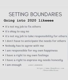 Boundaries for a healthy and happy life. Enough Is Enough Quotes, I Am Enough, Its Okay Quotes, Love Me Quotes, Affirmations For Happiness, Positive Affirmations, I Am Okay, Inspirational Quotes For Teens, Setting Boundaries