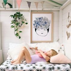 Shed Playhouse, Playhouse Interior, Girls Playhouse, Playhouse Ideas, Cubby Houses, Play Houses, Kids Cubbies, Play Spaces, Hanging Out