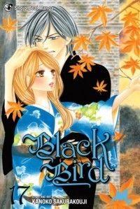 Black Bird Manga