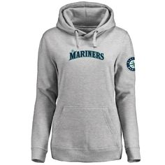 Seattle Mariners Women's Design Your Own Hoodie - $66.99