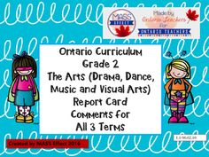 Grade 2 Math Parent Friendly Report Card Comments - ALL ... I Hate Math In French