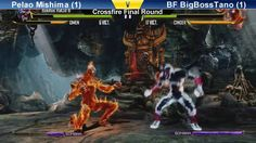 Crossfire Final Round Killer Instinct - Pelao Mishima (Omen) vs BF BigBo...
