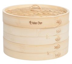 How to use a #bamboo #steamer like an Asian pro chef